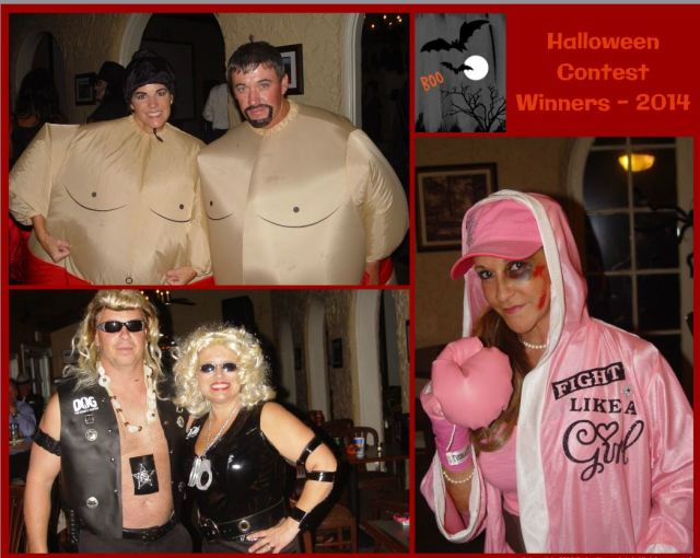 Halloween 2014 Contest Winners
