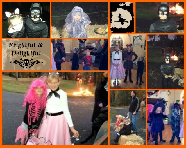 Kids' Halloween 2012