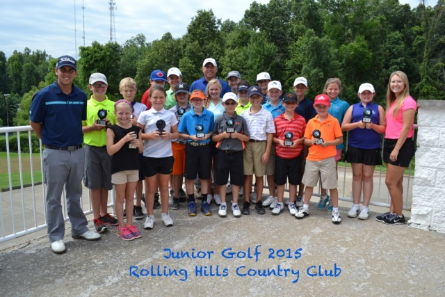 Junior Golf Clinic 2015