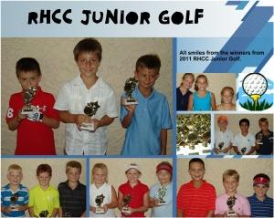 Junior Golf Clinic Tournament 2012