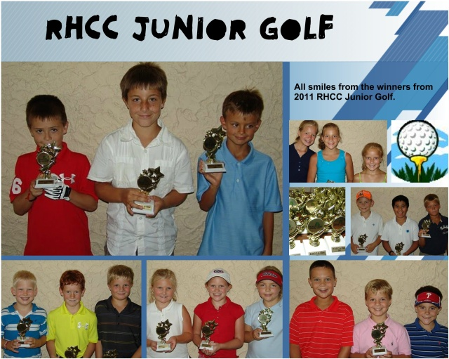 Junior Golf Clinic Tournament 2012