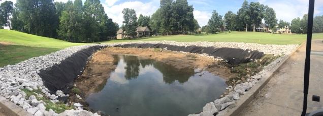 Pond Panoramic
