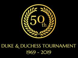 50th Anniv Duke Duchess Logo