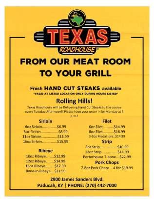 Texas Roadhouse Steak Prices (2)